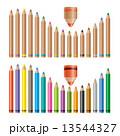 色鉛筆 13544327