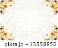 バックグラウンド ベクター 紙吹雪のイラスト 13558850