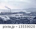 環境破壊 大気汚染 公害の写真 13559020
