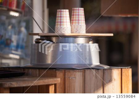 甘酒の鍋の写真素材 [13559084] - PIXTA