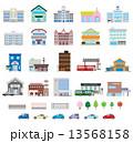 様々な建物 13568158