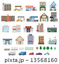 様々な建物 13568160
