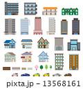 様々な建物 13568161
