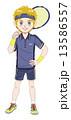 テニスボーイ 13586557