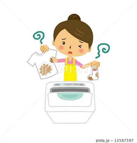 洗濯機 洗濯 汗臭 服  13587597