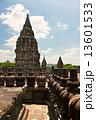 神社 ジョグジャカルタ プランバナンの写真 13601533