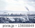 大気汚染 環境破壊 公害の写真 13608849