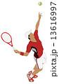 テニス 13616997