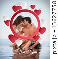 Valentines day vector 13627758