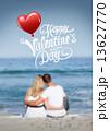 Valentines day vector 13627770