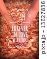 Valentines day vector 13627836