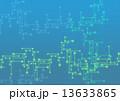 バックグランド サイバー 背景のイラスト 13633865