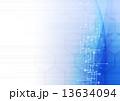 バックグランド サイバー 背景のイラスト 13634094