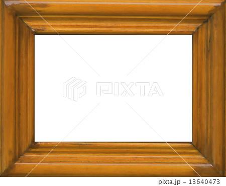 木枠のイラスト素材 13640473 Pixta