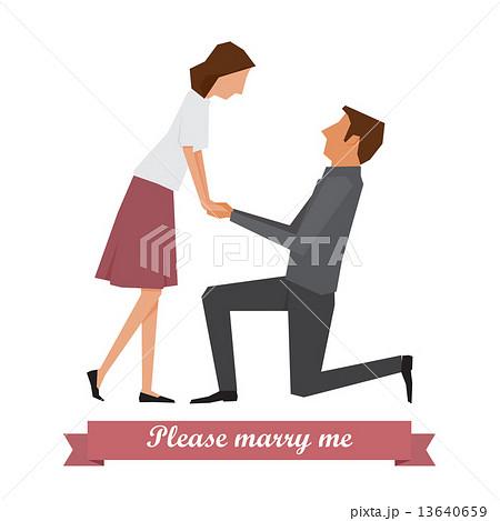 Please marry me. 13640659