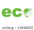 ベクター エコ エコロジーのイラスト 13646692