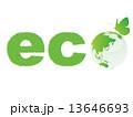 ベクター エコ エコロジーのイラスト 13646693