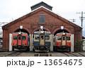 大糸線 赤レンガ車庫 糸魚川駅の写真 13654675