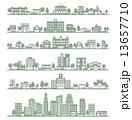 様々な都市 13657710