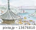尾道風景 13676810