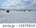 氷上釣り 13676819