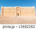 ハラナ城(ヨルダン、ザルカ) 13682262