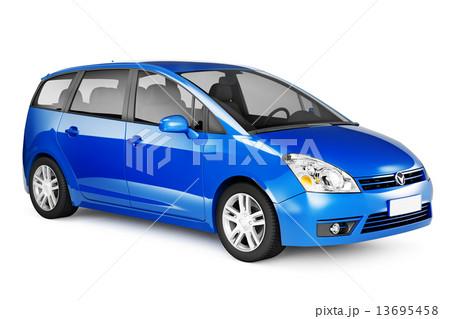 Hybrid car 13695458