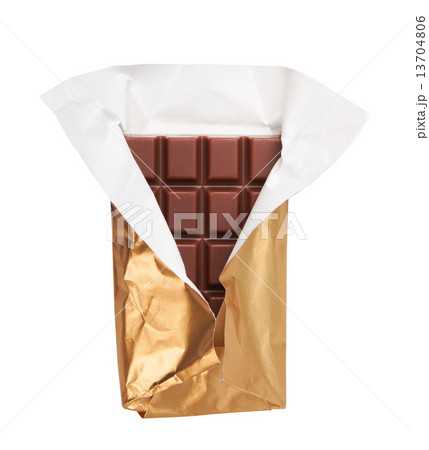 Chocolate barの写真素材 [13704806] - PIXTA