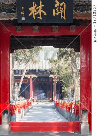 中国・河南省洛陽 関林(関羽墓) 13710557