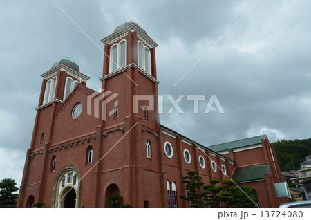 浦上教会(浦上天主堂)(長崎県長崎市長崎市本尾町) 13724080