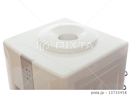 White water cooler for conceptsの写真素材 [13733458] - PIXTA