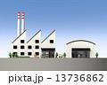 工場と倉庫 13736862
