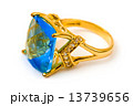 Gold ring 13739656