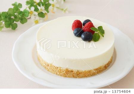 レアチーズケーキ 13754604