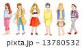女の子2 13780532
