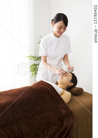 美容鍼 13786402