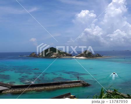 渡嘉敷島 13787050