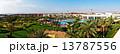 パノラマ パノラマの エジプトの写真 13787556