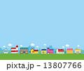 家 風景 街 建物 住宅 13807766