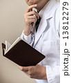 医師 白衣 医者の写真 13812279