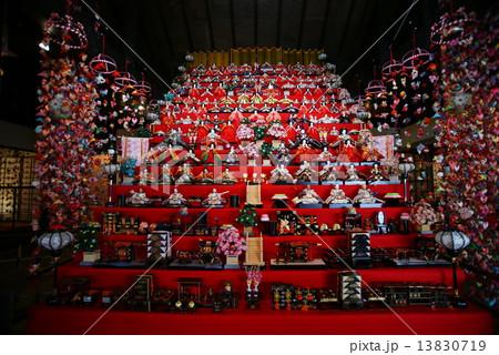 稲取温泉 雛のつるし飾り 13830719