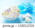 マシュマロ ホワイトデー お菓子の写真 13831550