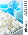 マシュマロ ホワイトデー お菓子の写真 13831553