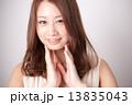 ヘアスタイル 美容 女の子の写真 13835043