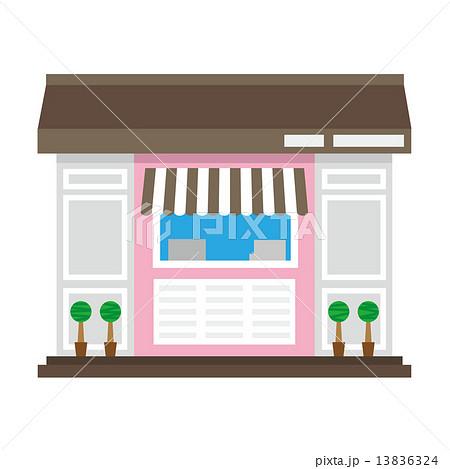 飲食店 カフェ 店 店舗 ファストフード店 13836324