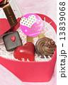 バレンタインデー バレンタイン バレンタインデーイメージの写真 13839068