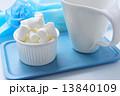 ホワイトデー マシュマロ お菓子の写真 13840109
