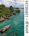 沖縄の海 13848134