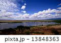 アフリカの大地 13848363