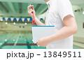 スイミングスクール コーチ プールの写真 13849511